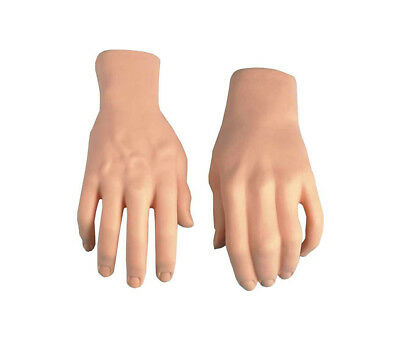 Stage Prop Fake Phony Gag Trick Hands Left Right Hand