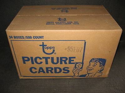 1987 TOPPS BASEBALL vending box (lot of 3) fresh from sealed case FREE SHIPPING