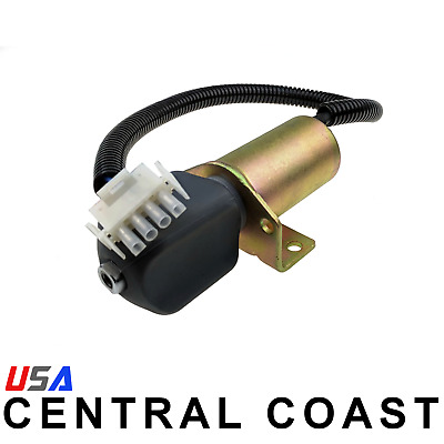NEW! Exhaust Solenoid For Corsa Marine Captain's Call Electric Diverter Systems