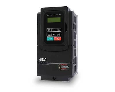 Teco Ac Drive A510-6025-C3-U  25Hp Vfd Built In Plc Functions 575V In / Out New