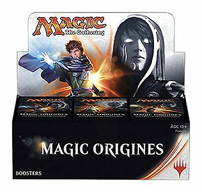 Magic MTG Cards Origins 2016 Booster Box FRENCH- NEW