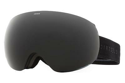 Electric EG3 Snow Goggles Matte Black - Jet Black + Bonus Green Lens