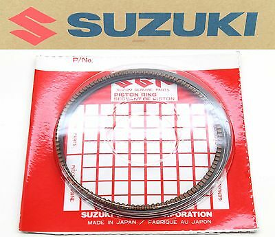 New Genuine Suzuki Standard Piston Rings Set DRZ400 LTZ400 (See Notes) #W173