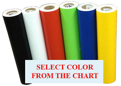 "5rolls pack 12""x10ft  Matte Removable Craft Adhesive Vinyl for wall decals,Cameo"