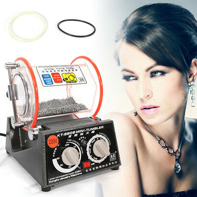 3kg automatique tumbler jewelry polisseuse de finition de polissage Polisher