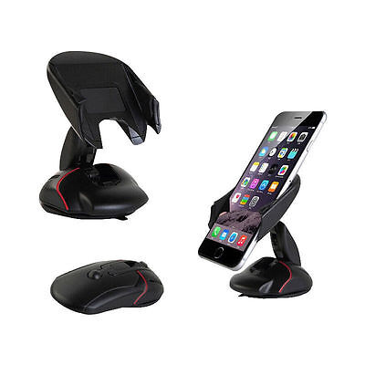 360° Universal In Car Dashboard Mobile Cell Phone GPS Mount Holder Stand Cradle