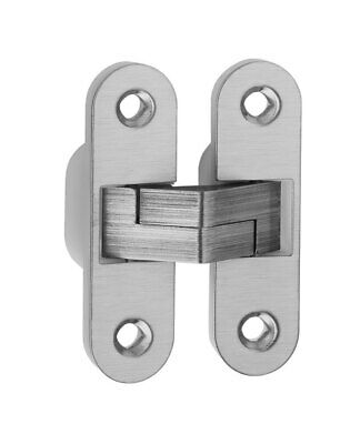 Bellevue Ceam Door Hinge BAC2010SS 3D Invisible Concealed 60kg Stainless Steel