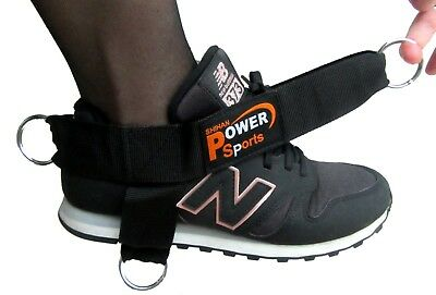 ADX 3 D Foot Ankle Strap 3-RING  sold Single gym cable machine attachment