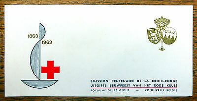 BELGIUM 1963 Red Cross Booklets (2) with Different Inscriptions SEE BELOW FP7120