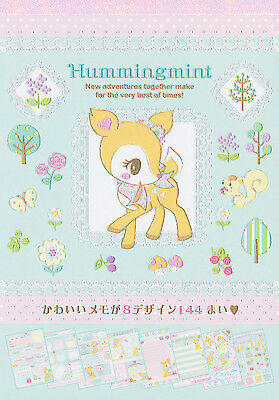 "Sanrio Hummingmint ""Activity"" Memo (2015)"