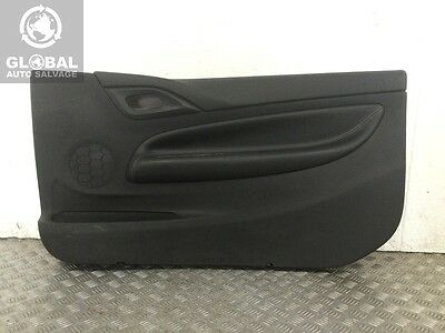 10-15 Citroen Ds3 O/s/f Driver Off Side Front Door Card Interior Panel
