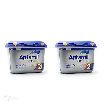 Aptamil Profutura 2 Follow On Milk Powder 800g x2