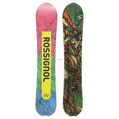 Tavola All Mountain Powder Snowboard ROSSIGNOL XV WIDE 2017