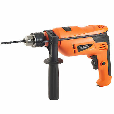 VonHaus 810W Impact Drill with Rotary and Hammer functions