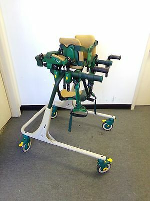 Rifton K503 Large Pacer Stander / Walker  For Wheelchair Users. 200 Lbs Cap.
