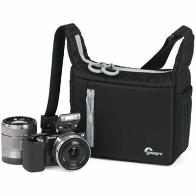 Lowepro Streamline 100 Digital Camera CSC Shoulder Sling Messenger Bag Black