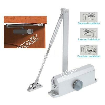 Sundely Heavy Duty Adjustable Door Closer / Closure Fire Rated 45-65Kg New