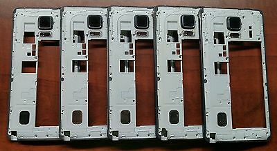 NEW Middle Chassis Bezel Frame Plate Cover Samsung Galaxy Note 4 ( SM-N910f )