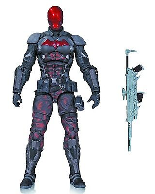 Dc Collectibles Batman Arkham Knight 6 3/4-Inch Red Hood Action Figure