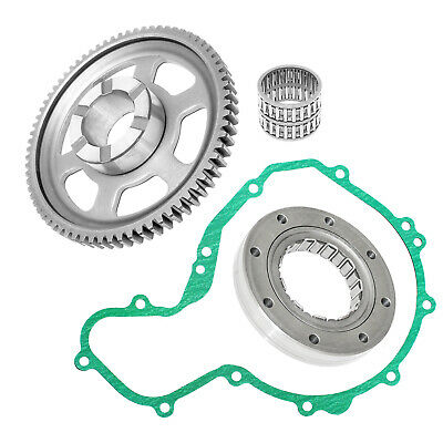 Starter Clutch & Gear Idler & Gasket Fit Polaris Predator 500 2003-2007