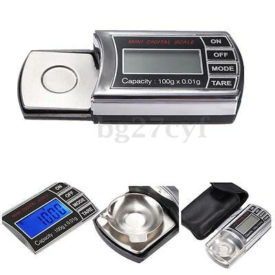 100g/0.01g Portable LCD Digital Pocket Jewelry Balance Weighing Weight Scale Lab