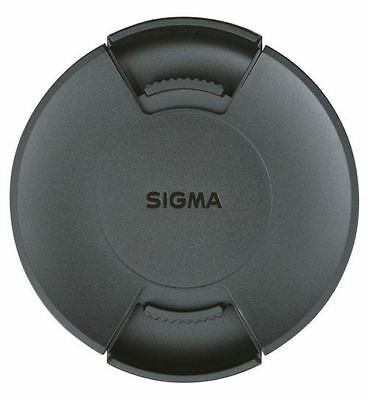 Sigma 105mm Snap-On Centre Pinch Front Lens Cap III - LCF-105 III