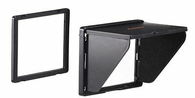 DSLR Camera Pop-Up LCD Screen Sun Shade Hood Protector for Sony A7 A7S A7M2