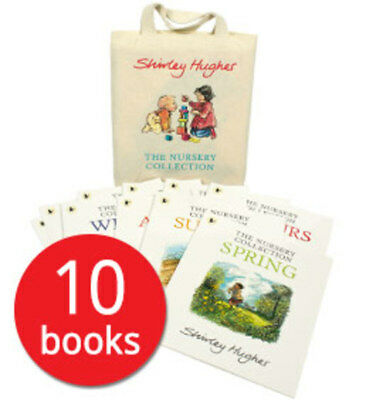 The Shirley Hughes Nursery Collection - 10 Books