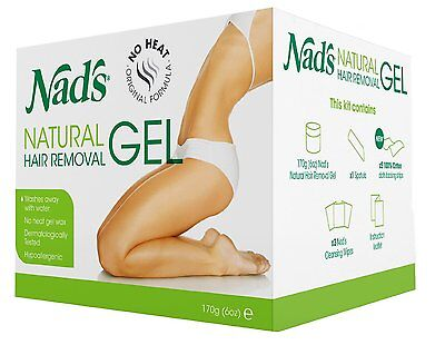 Nads Hair Removal Gel 6 ounce