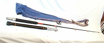 "6'-5"" Shakespeare UGLYSTICK 15lbs class High Preformance Ocean sea fishing rod="