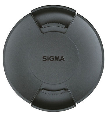 Sigma 62mm Snap-On Centre Pinch Front Lens Cap III - LCF-62 III