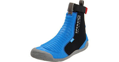 Sperry Top-Sider Mens SeaHiker Sailing Water Deck Boot Grey Blue Black All Sizes
