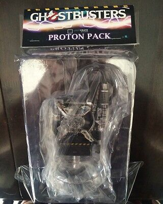 Ghostbusters Loot Crate Exclusive Proton Pack Replica Figure Chronicle