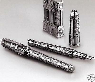 S.T. Dupont Limited Ed  Place Vendome FOUNTAIN PEN