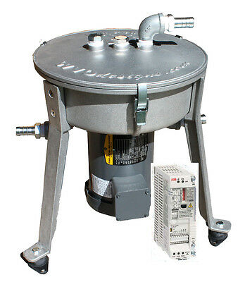 Extreme Raw Power Centrifuge - Filter WVO SVO WMO - 6000RPM - 120V