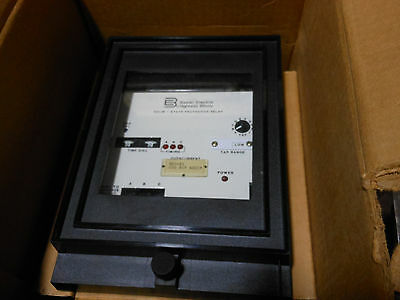 Basler Protective Relay Model BEI-51 overcurrent NSN: 5945-01-293-2363