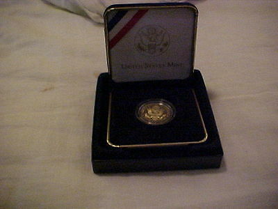 2008 W Proof Bald Eagle Five-Dollar Gold Coin