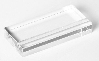 "Sign Block | Card Holder 3"" W 