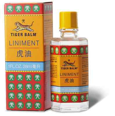 Tiger Balm Liniment Oil - Muscular and Arthritis Pain Relief 28ml