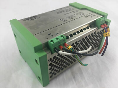 Phoenix Contact QUINT 2,5 PS-230AC/24DC/2,5 Power Supply 2939153 - USED