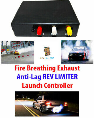 Performance Rev Limiter Launch Control Chip Type R Fit For Fire Shooting Exhaust