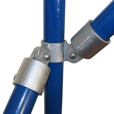 Key Clamp 128-E60-3 Way 90 Degree Elbow Corner 60mm 128 60 E Scaffold Tube Cla