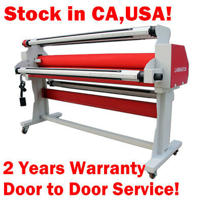 """USA Stock- Ving 60"""" Economical Full - auto Low Temp Wide Format Cold Laminator"""