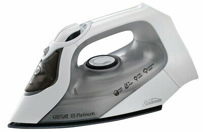 NEW Sunbeam SR6550 Verve 65 Platinum Iron