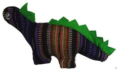 Childrens Kids Fair Trade Mayan Textile Animal Soft Toy - Choose from 6 Animals