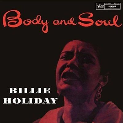 Billie Holiday - Body And Soul+2 LPs 200g 45rpm+Analogue Productions+NEU+OVP