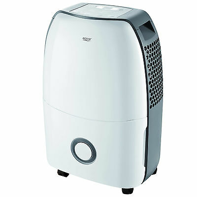 12 Litre/day Dc12 Portable Dehumidifier Damp Condensation Mould Control Laundry