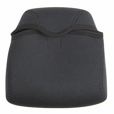Op/Tech 6101122 Soft Pouch Case Bag for Medium Porro Prism Binoculars - Black