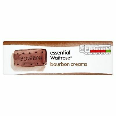 Bourbon Biscuits essential Waitrose 200g • AUD 2.75