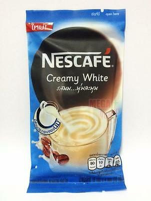 NESCAFE Creamy White Taste 3 IN 1 Instant Coffee Mix Powder 19g x 4 sticks